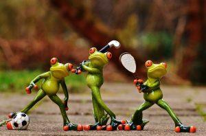 3 Golfer